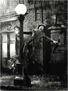 Gene Kelly in 'Singing in the Rain'