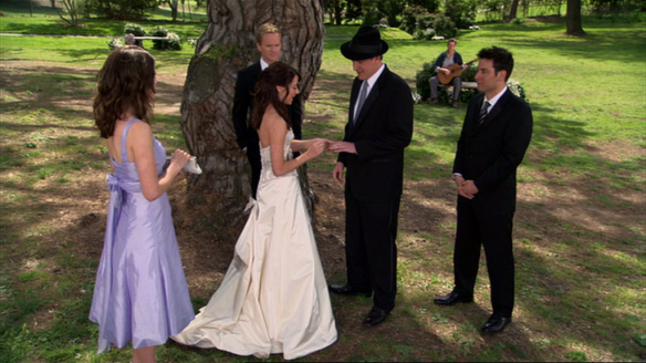 How_I_Met_Your_Mother_-_Matrimonio_Marshall-Lily